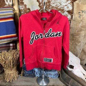 Air Jordan #23 Men's Long Sleeve Hoodie Size S